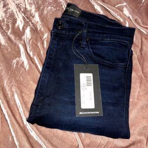 Black orchid high rise jeans